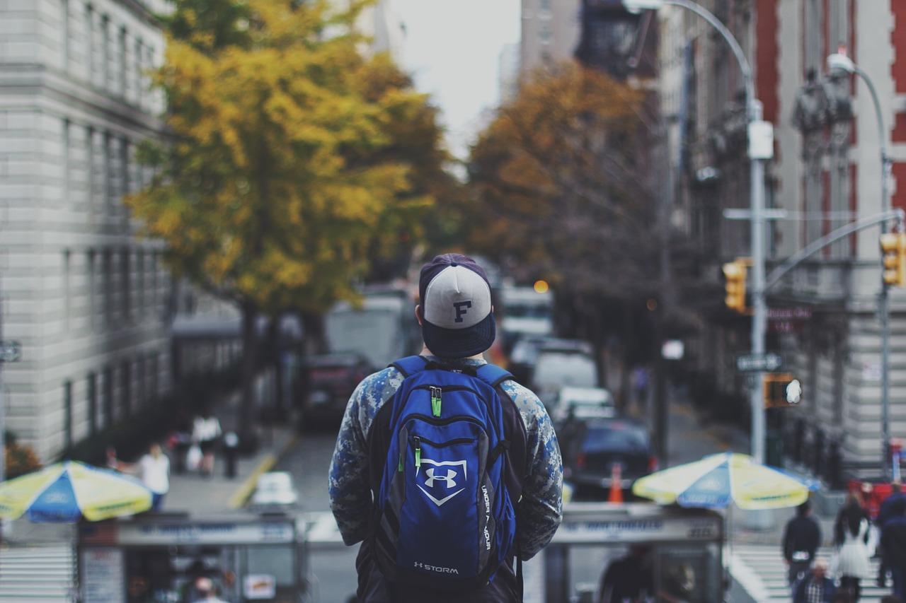Plecak dla nastolatka