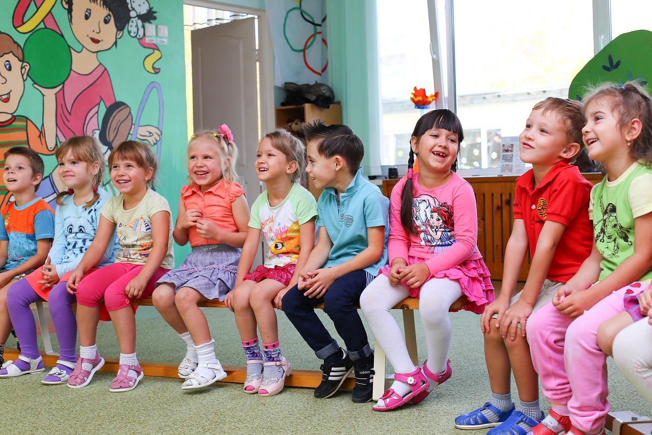 Bezstresowe przedszkole